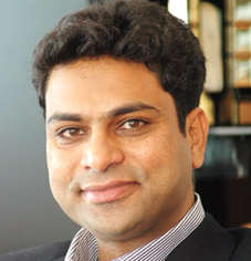 P Sridhar Reddy, Founder & CEO, CtrlS